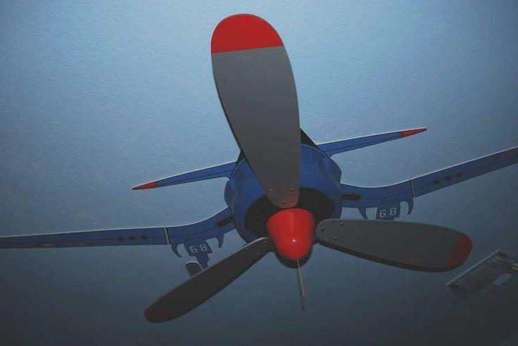 25+ Best Ideas about Airplane Ceiling Fan on Pinterest