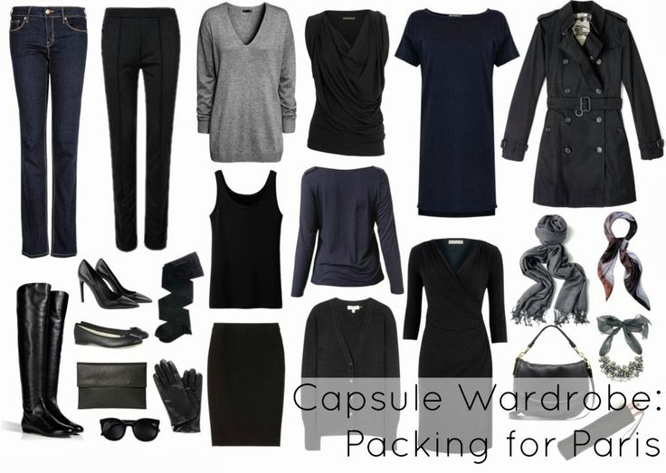 Since I'm going to Paris in October, it's good to know...What to Wear to Paris