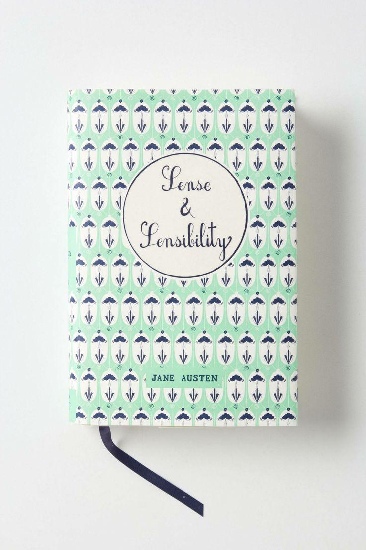 Pretty Book Covers ~ Mr boddington s penguin classics sense sensibility