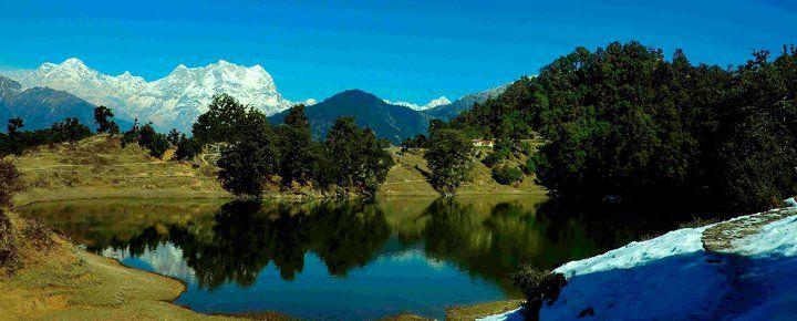 #Devariyatal near #Rudraprayag District of #Uttarakhand,#India come and see with Travellerbaba.com