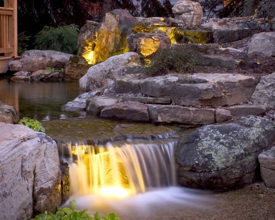 pond lighting ideas. Pond And Landscape LED Lighting Ideas G