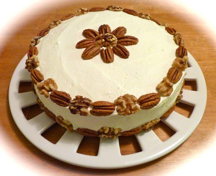 Gluten free pineapple coconut cake