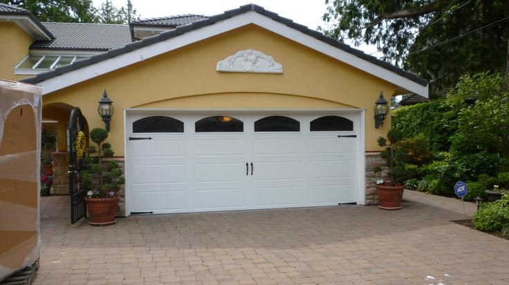 119 best clopay steel carriage house garage doors images for Clopay hurricane garage doors