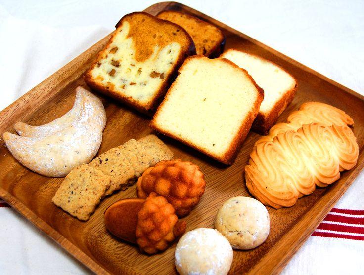 オーブン・ミトン 秋の焼き菓子詰め合わせ