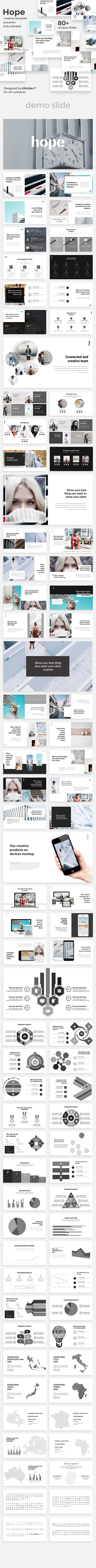 Hope Creative Powerpoint Template