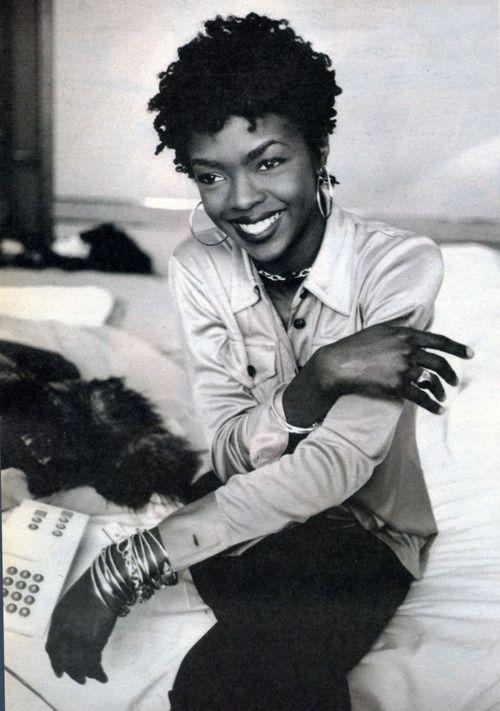 Lauryn Hill, Spin Magazine, 1997.  Photo: Terry Richardson