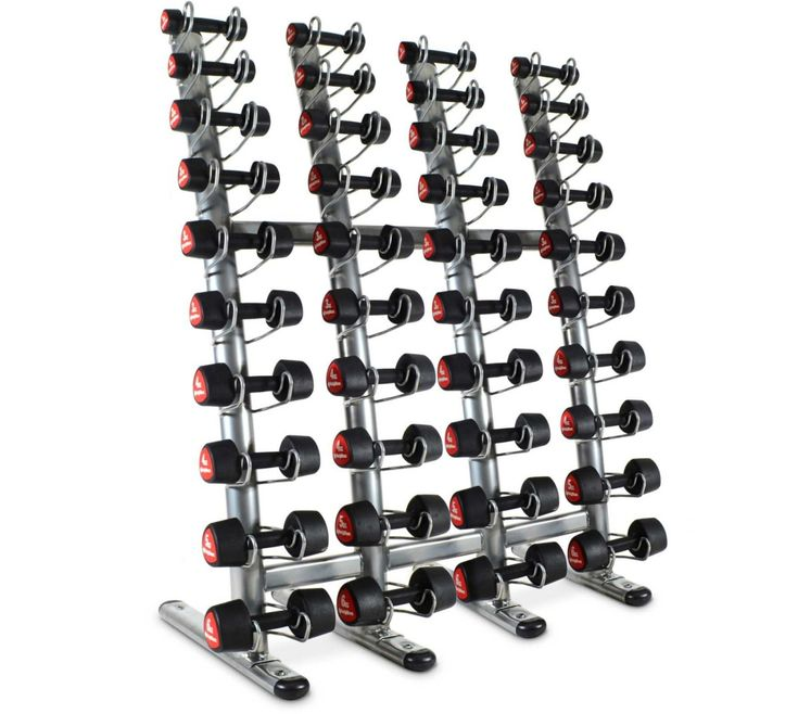 Best dumbbell rack ideas on pinterest gym