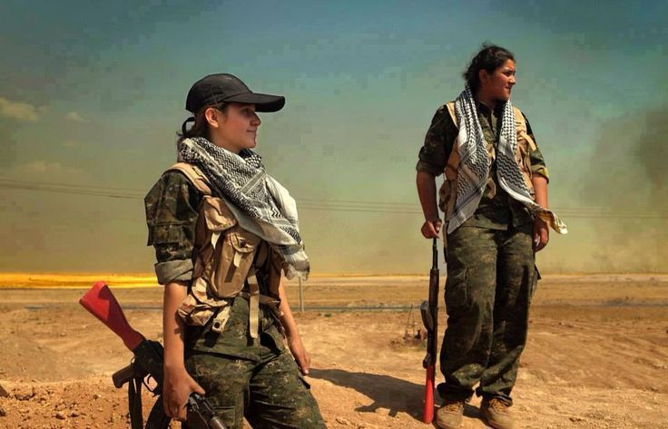 Kurdsh girl (sharavan ) that fight for freedoms  And that clothes is the most beautiful clothes in the world