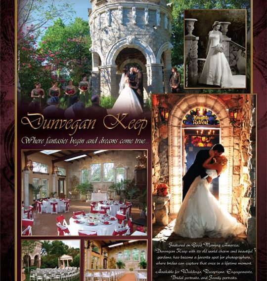 Wedding Places Austin Tx: Dunvegan Keep - Austin