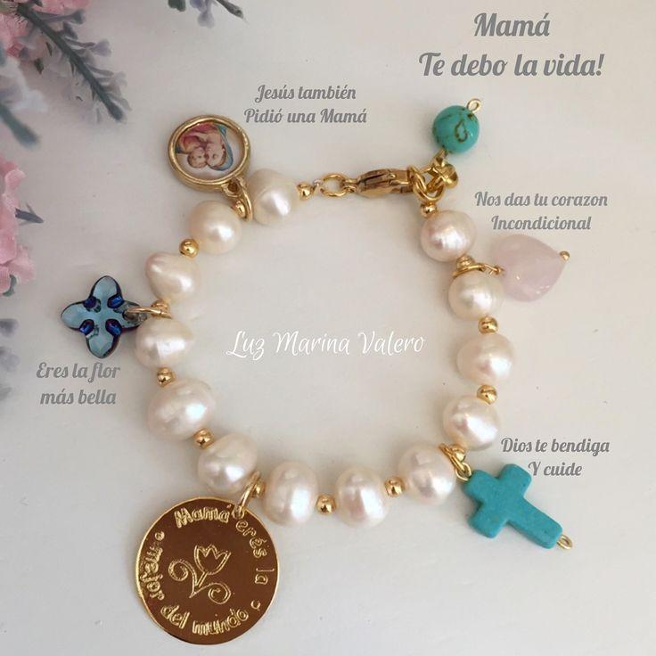 Pulsera para Mamá by Luz Marina Valero