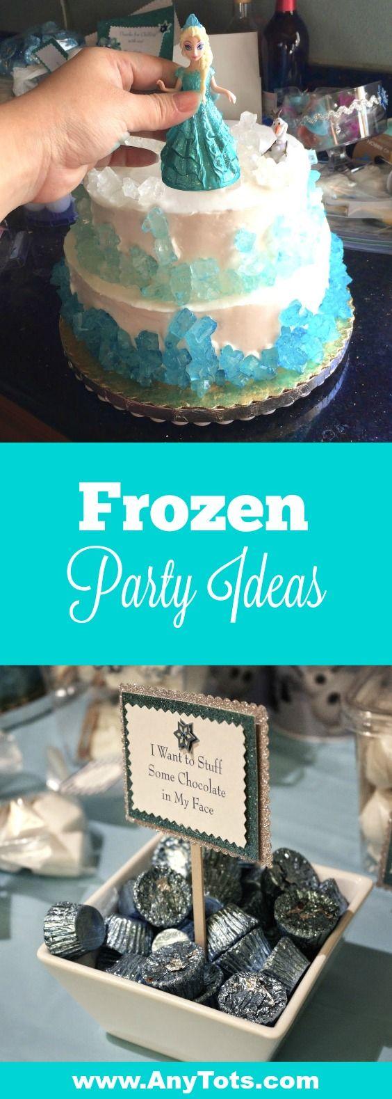 1000  ideas about frozen party centerpieces on pinterest