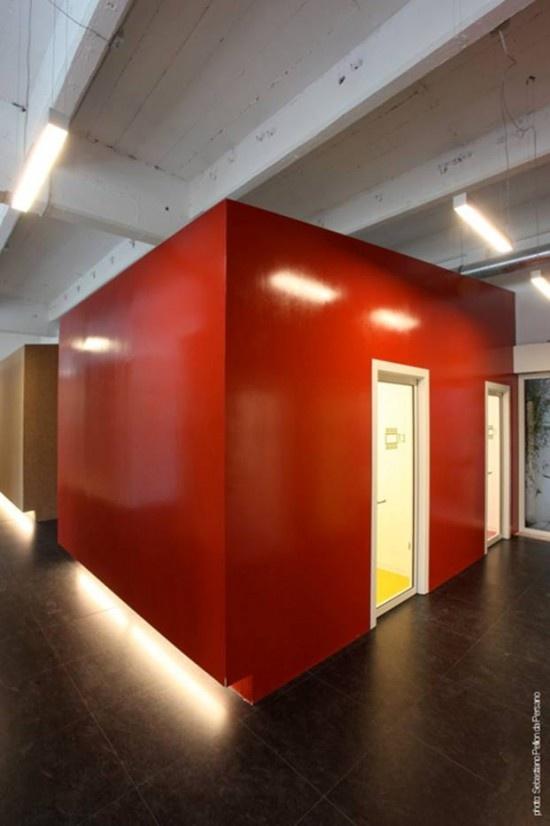 modern office design ideas toolbox cube. toolbox caterina tiazzoldi torino office lab u0026 coworking u2013 archdaily modern design ideas cube t