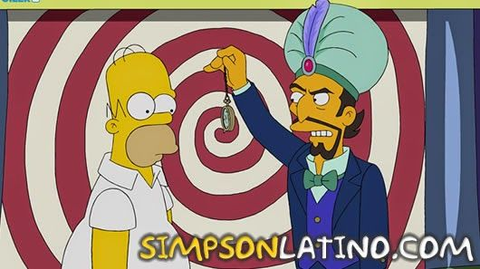 Ver Los Simpson 26x11 - Bart's New Friend - Subtitulado