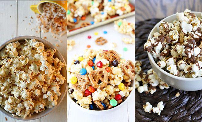 De lekkerste popcorn recepten voor Popcorn Day