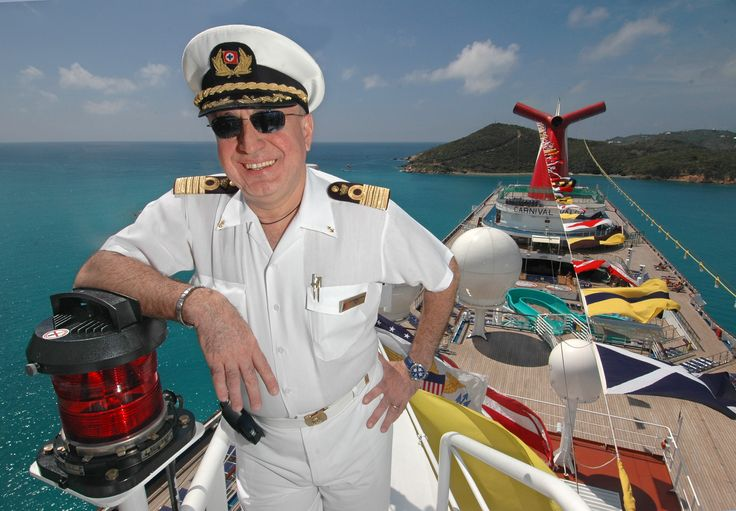 Captain giovanni cutugno to serve as master of new