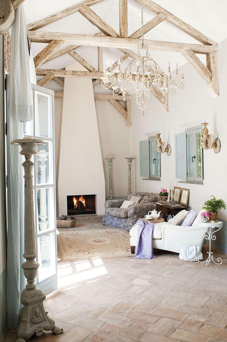 Oltre 25 fantastiche idee su camino bianco su pinterest for Una casa con cornice libera