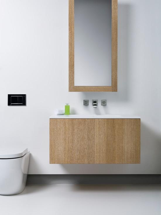 Beautiful minimalist Vanity Unit