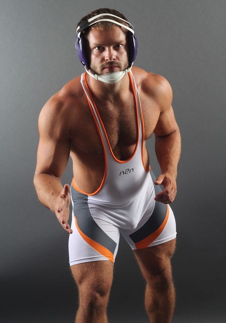 Sexy men wrestling