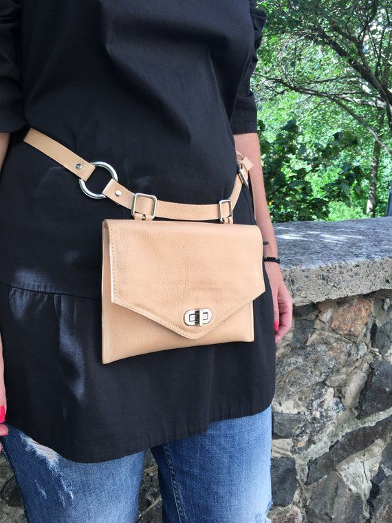 bum bag hip bag utility belt hip pack women waist pack fur belt bag Fanny packs for women waist bag festival fanny pack