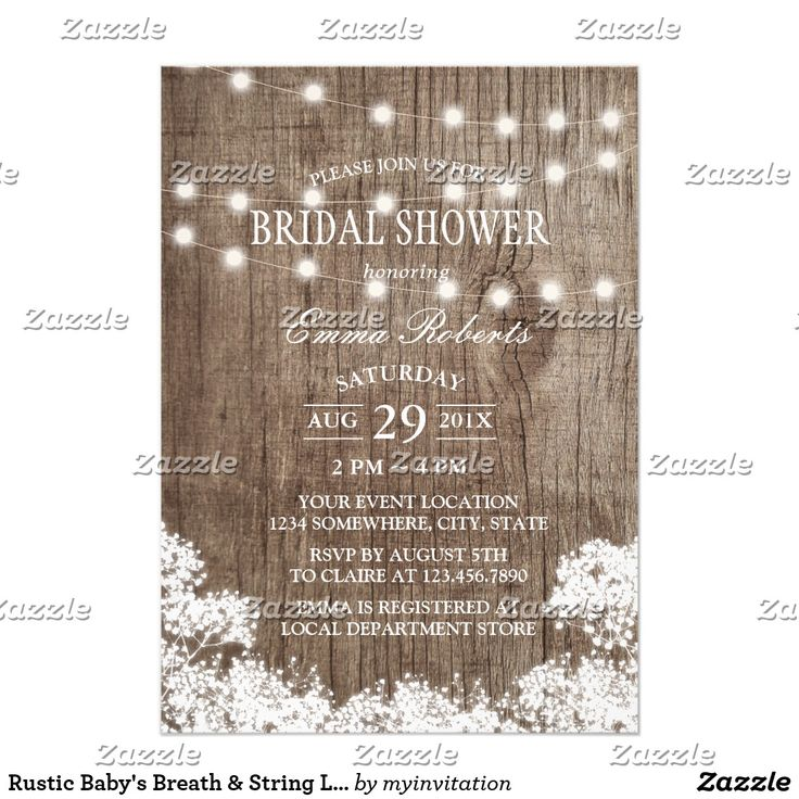 1003 best images about bridal and wedding shower invitations and, Baby shower invitations