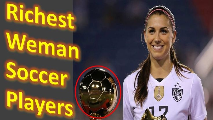 Top 5 Richest Female Soccer Players 2017 - The Exclusive List _ World's ...