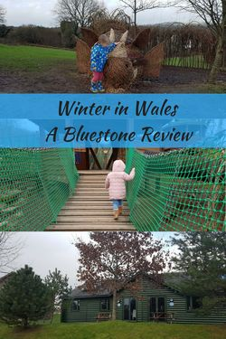 Winter in Wales - A Bluestone Review - sharing our thoughts on a wonderful winter break at Bluestone