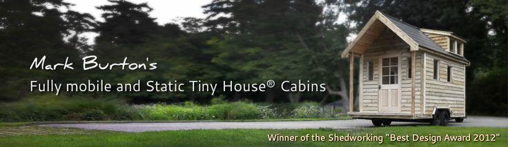 Buy a Bespoke Tiny House in the UK - Tiny House UK