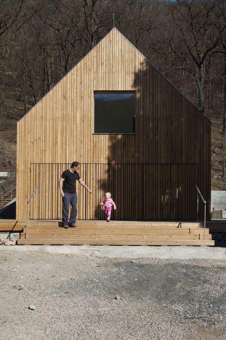 sporadical · Single Family House in Český kras