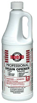 Rooto Drain Opener 1/2 Gal., 2015 Amazon Top Rated Drain Openers #Home