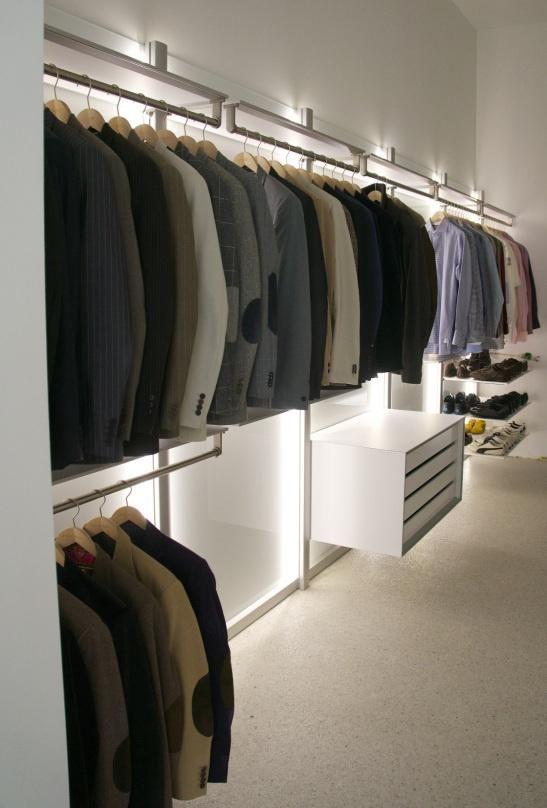 Emejing Der Ankleideraum Perfekte Organisation Jedes Haus Gallery ...