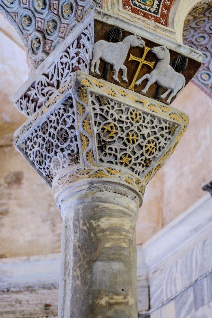 Basilica di San Vitale, Ravenna, 526-547. Il periodo giustinianeo.