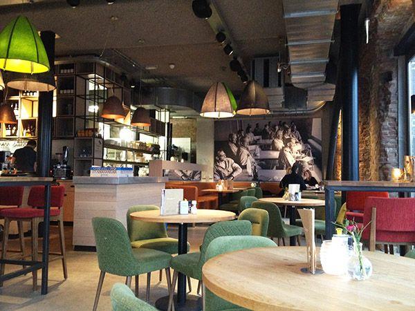 Buurten in de fabriek. Restaurant en lunchroom in Utrecht http://feelgoodnow.nu/buurten-de-fabriek/