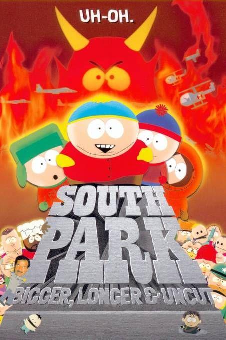 South Park - Bigger Longer Uncut  Description: NEDERLANDS ONDERTITELD. Wie kan de samenleving de schuld geven als de Amerikaanse jeugd degradeert tot een vloekende massa? In South Park is een enorm heftige film uitgekomen en natuurlijk willen Amerikaans meest favoriete kinderen Cartman Kyle Stan en Kenny deze zien. Tijdens de film leren de jongens alleen maar schunnige scheldwoorden die ze later gebruiken tegen de bewoners uit het stadje South Park. Dit gevloek leidt tot ergenis van alle…