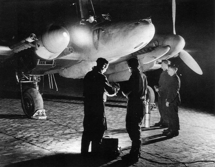 Асы ВВС и люфтваффе 1941 года