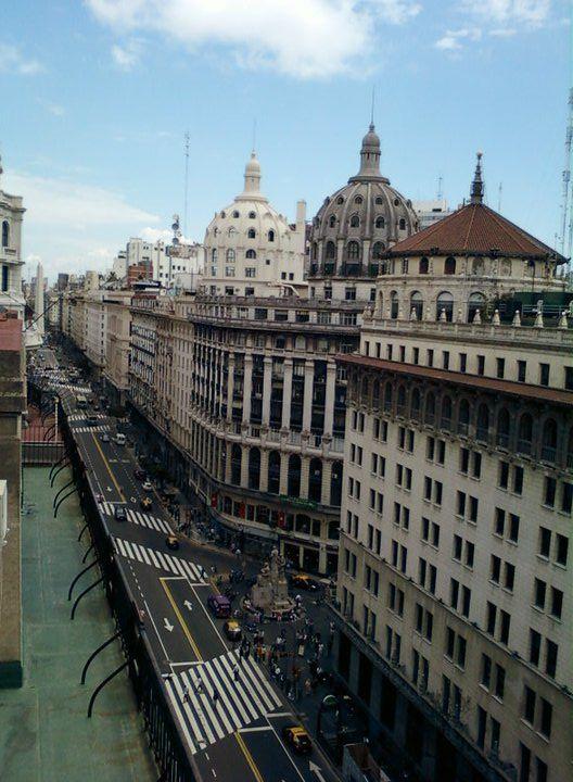 Diagonal Norte | Cúpulas de Buenos Aires, Argentina