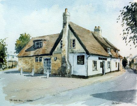 The King Bill, Histon, Cambridge