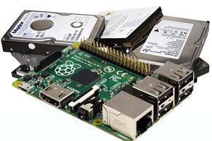 Nas Low Cost Raspberry Pi