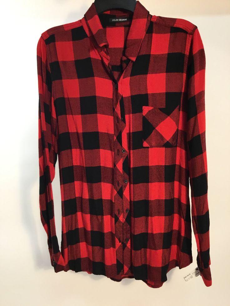 Red/Black Tunic Shirt