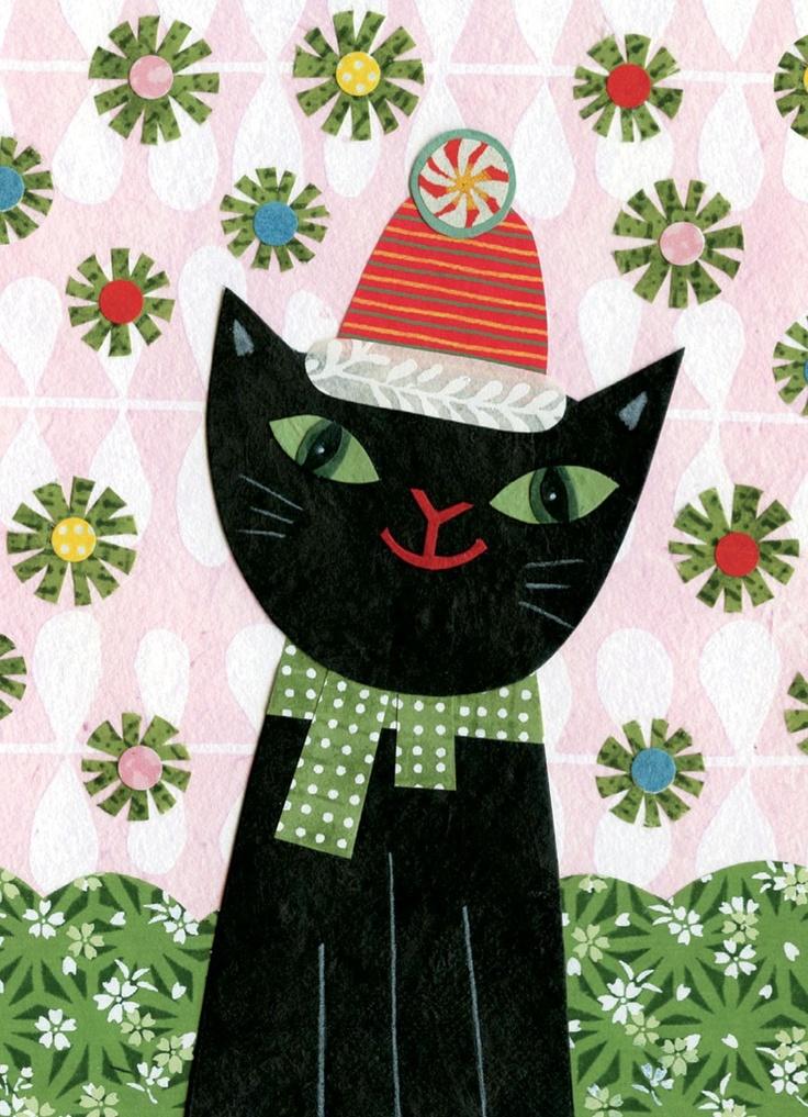 Black Cat Holiday