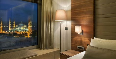 Top 5 Hotels in Sultanahmet District of Istanbul Turkey