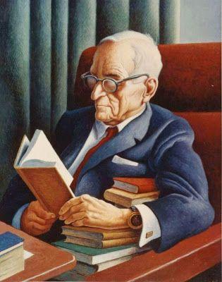 Harry Truman by Thomas Hart Benton born April 15, 1889 in Neosho (Missouri), USA died January 19, 1975 (85) in Kansas City (Missouri), USA