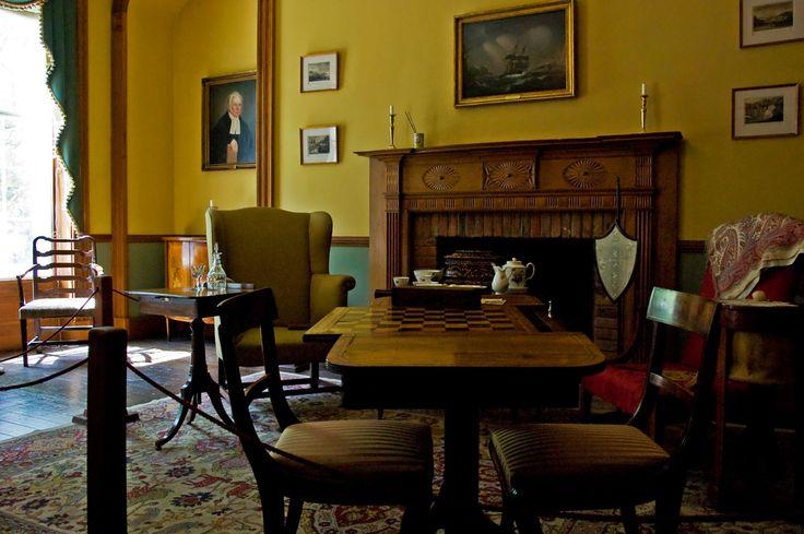 Campbell House (1822), Toronto. Photo credits: Kiril Strax, via Flickr.