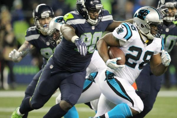 The Seattle Seahawks lost defensive tackle Jarran Reed to a hamstring injury in the first quarter of their Thursday night game against the…