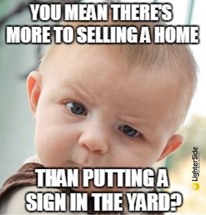 Oh yes... SO MUCH MORE! Call and ask me about what it takes to get YOUR house a SOLD sign instead! Barbara Johnson, Realtor in Port St Lucie Florida- Call me direct at 561-352-3522