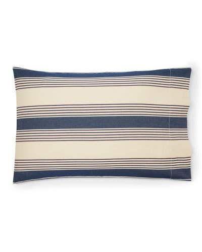 Two King Saranac Peak Corbet Pillowcases
