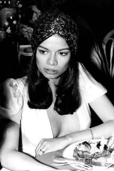 Image result for bianca jagger turban hat