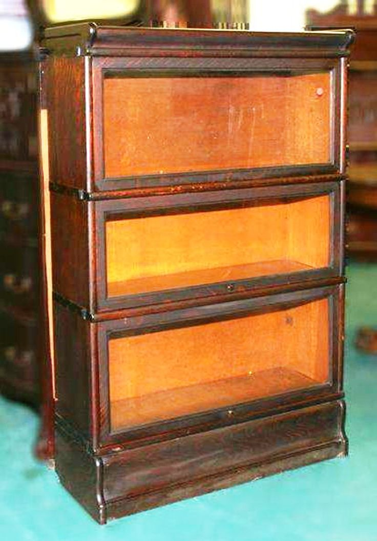 17 Best Images About Barrister Bookcase On Pinterest