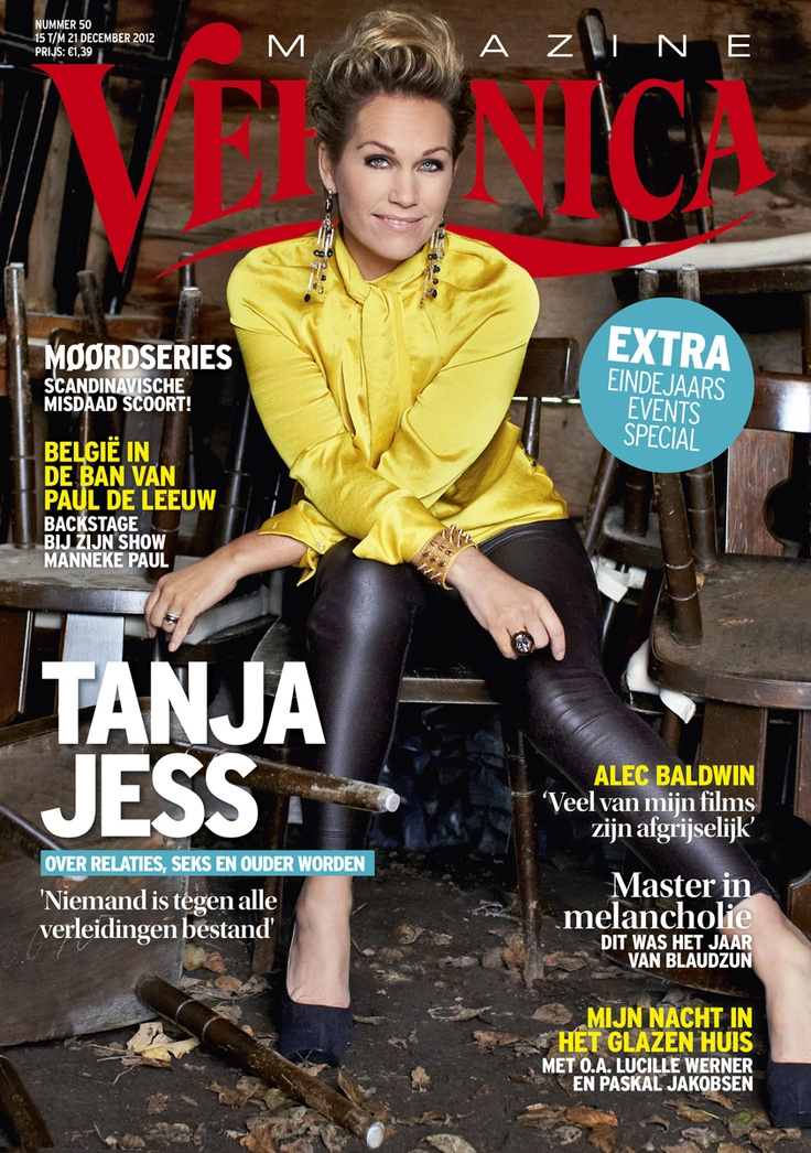 Veronica Magazine 50 - 2012  Tanja Jess