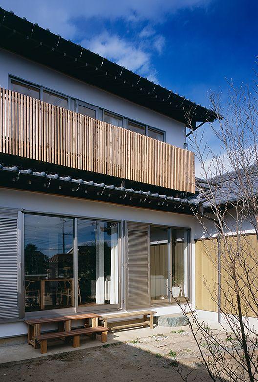 茨城和風×モダン改修住宅【Modern Ibaraki-style house】  #igawa_arch #architecture #house #living