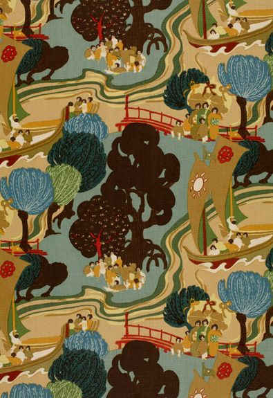289 Best Images About Schumacher Fabrics And Wallcovering